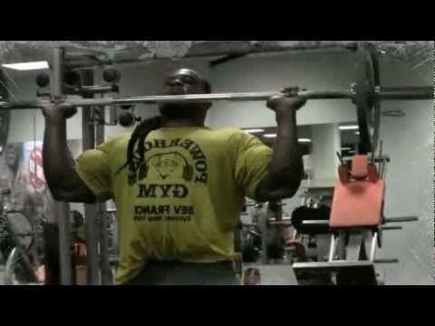 Bodybuilding Motivation -  If this doesn't motivate you - just a little, perhaps your just waiting to die...just saying