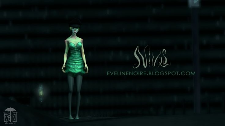 """Nives"", my 3D animated short film. 2013. Watch it here: [LINK]"