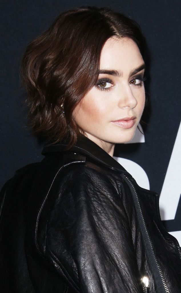 Scotty Says: 5 Quick First-Date Hair Hacks ESC: Lily Collins