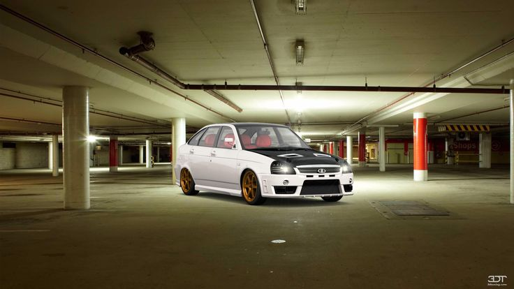 Checkout my tuning #Lada #Priora2172 2012 at 3DTuning #3dtuning #tuning