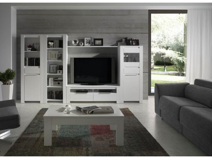 Valerie salon colecci n sal n salones sof s y for Muebles tv conforama