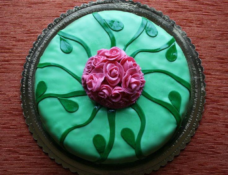 Spring cake ;)
