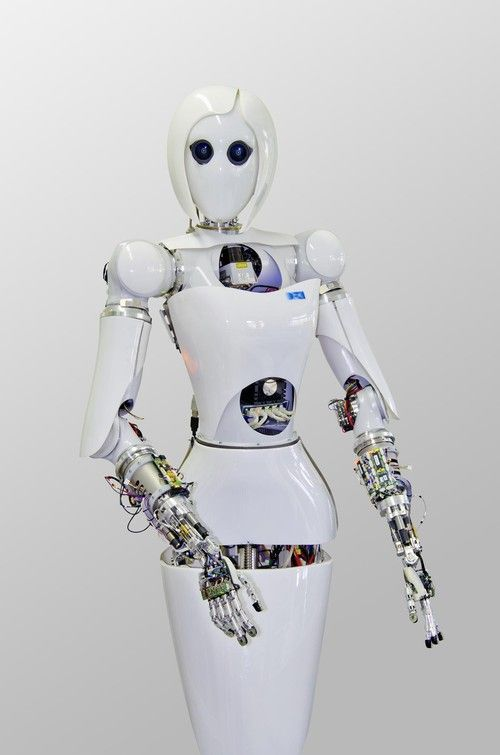 A robot named AILA, might become the second android in space after the Robonaut 2. Designed by the Robotics Innovation Center at the German Research Center for Artificial Intelligence and the Robotics Group at the University of Bremen AILA is currently being trained to work on the International Space Station on a mockup of the Columbus module of the ISS.