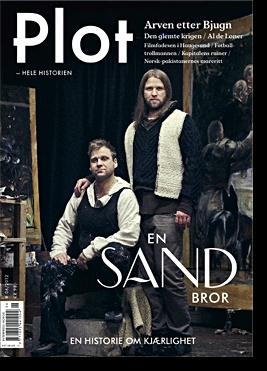 The norwegian Plot magazine. Readable.