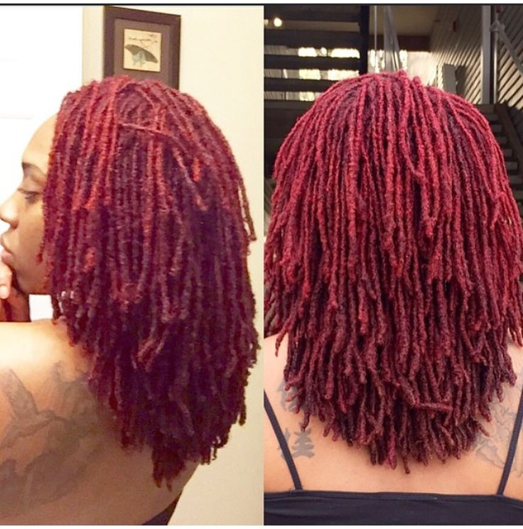1000 Images About Locs On Pinterest Loc Extensions