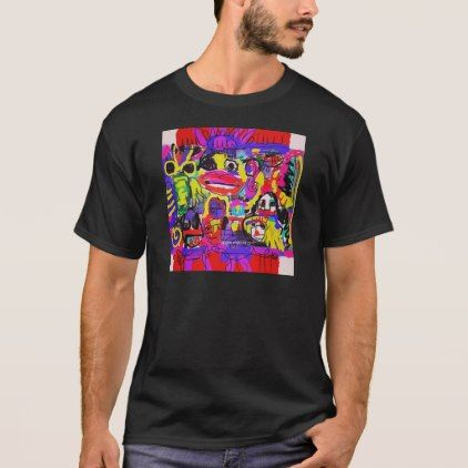 #feminist #tshirts - #Bugs in The White House Abstract T-Shirt