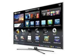 """""""You complete me."""" With a Smart TV in your home, you now have a Smart Home!  #Sony #Samsung #SmartTV #Stamford."""