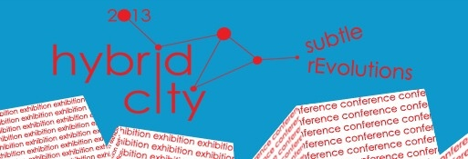 """Biennial about """"the potential transformative shift of the urban condition"""": The HYBRID CITY II: Subtle rEvolutions 