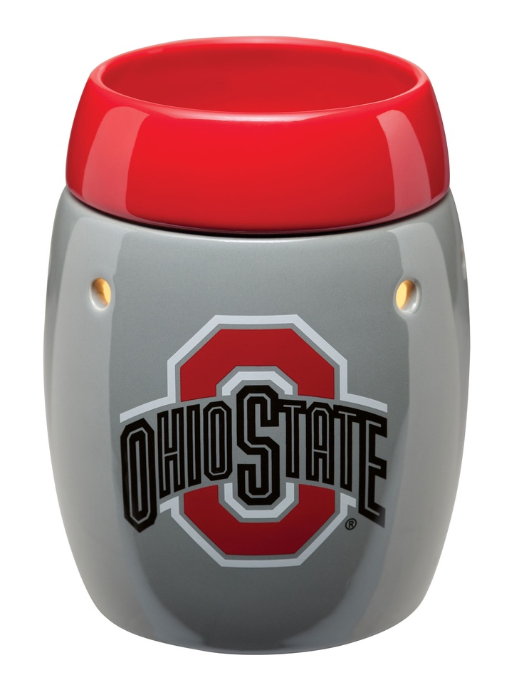 Ohio State University Campus Collection Warmer  https://becashook.scentsy.us