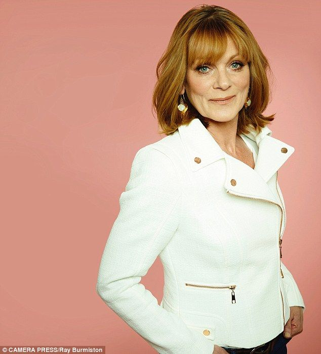 Downton star Samantha Bond will play Women's Institute leader Frances Barden in the second...