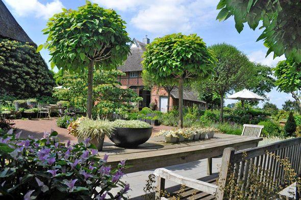Die schönsten Gärten an Deutschlands Küsten - Sitzplatz