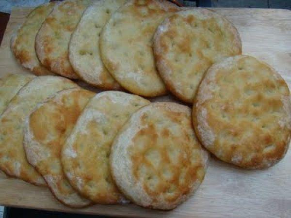 Ricetta Focaccette di patate