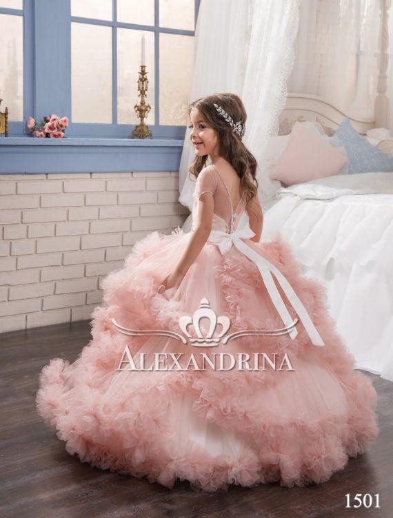 Alexandrina 1501 Flower dress. Alexandrina 1501 Flower dress Wedding Dresses  For Girls a8d5d777435c