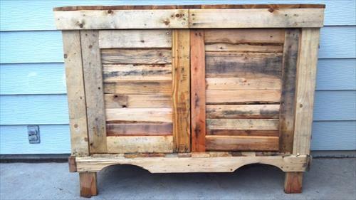 Countless Wooden Pallets Ideas | Pallets Furniture Designs