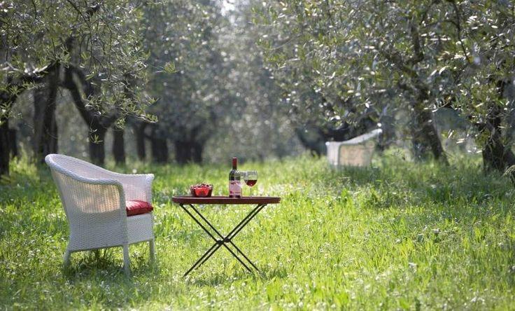 Ekskluzywne meble ogrodowe SAN REMO