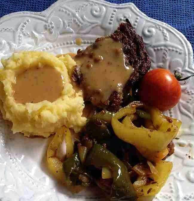 TOFU MOM . . . and gravy!: Magic Vegan Bacon Gravy!/  #Vegan