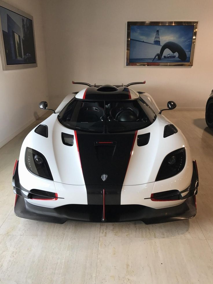 Topvehicles The Only Koenigsegg One 1 In Usa