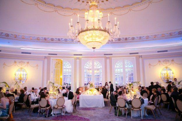 The Ritz-Carlton Montreal wedding venue