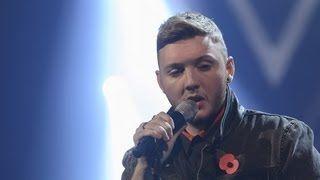 ames Arthur sings No Doubt's Don't Speak - Live Week 5 - The X Factor UK 2012 - YouTube