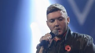 ames Arthur sings No Doubt's Don't Speak - Live Week 5 - The X Factor UK 2012 - YouTube