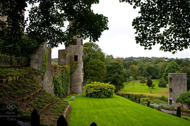 Blarney Castle Grounds    www.facebook.com/vasphotoca