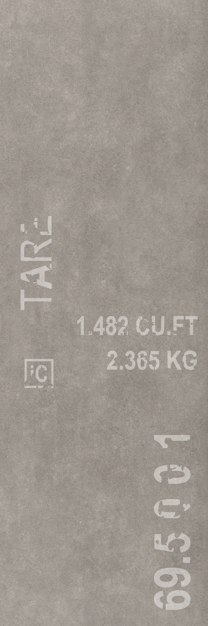 Linea EXTREME Stamp 2 by Margres  1x3m laminated stoneware 3,5mm thickness