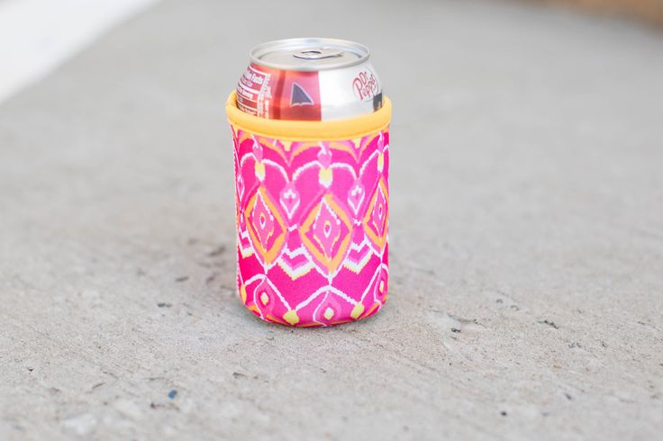 Sunrise Koozie - The Pink Lily Boutique