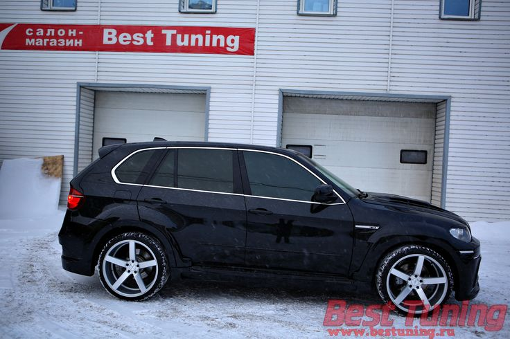 Sick Bmw X5 Hamann Tycoon Evo M On Vossen Cv3 S Customer