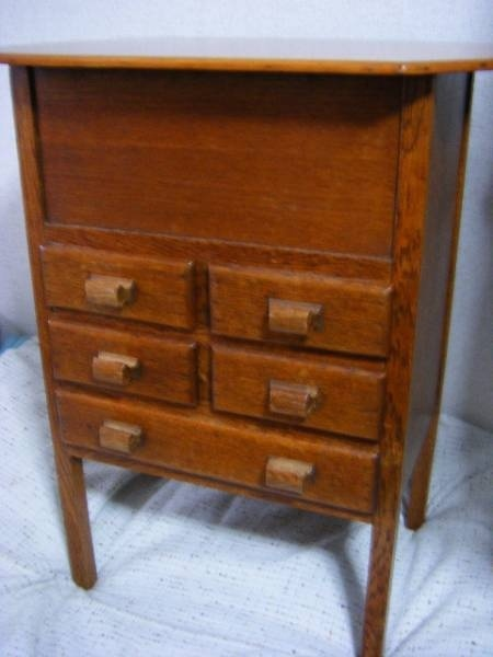 Sewing Goods イギリスアンティークソーイングボックス裁縫箱英国小型チェスト インテリア 雑貨 家具 Antique ¥20000yen 〆06月12日