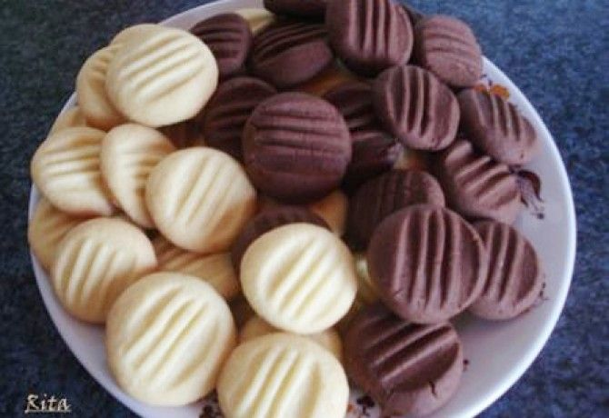 Pudingos kekszek