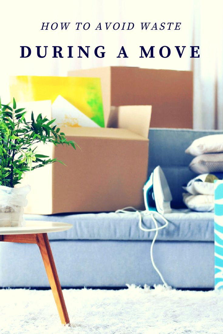 Moving can be a difficult task if you don't take time to plan and organize beforehand, and this also applies to the environmental impact of moving. Typical supplies like cardboard boxes, packing peanuts, bubble wrap, pallets, stretch film and tape all add up to a sizeable amount of waste.  Here are some tips to help you reduce waste during your move.