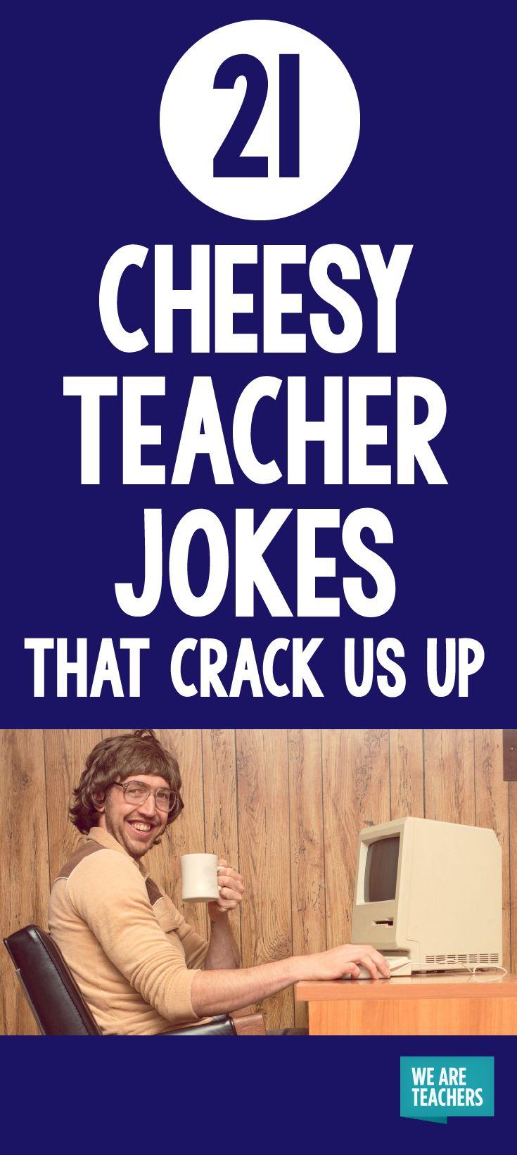 Teacher Jokes That Make Us Laugh Out Loud - WeAreTeachers