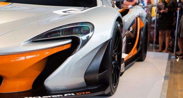 Smoky McLaren P1 | Wallpapers | Pinterest | Mclaren P1, Car Pictures And  Cars