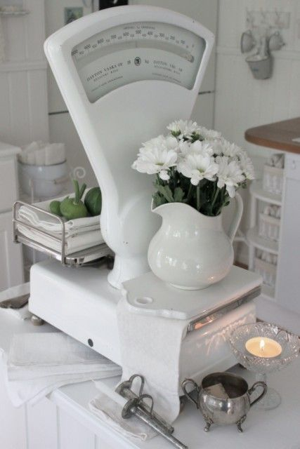 Brocante Keuken Pinterest : Scale Vintage Decorating Ideas