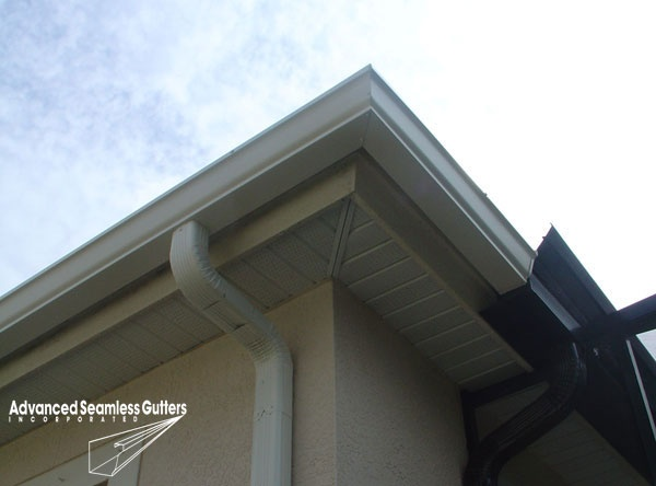 21 best basic types of gutters from rhyne restoration images on custom corners advanced seamless gutters solutioingenieria Images