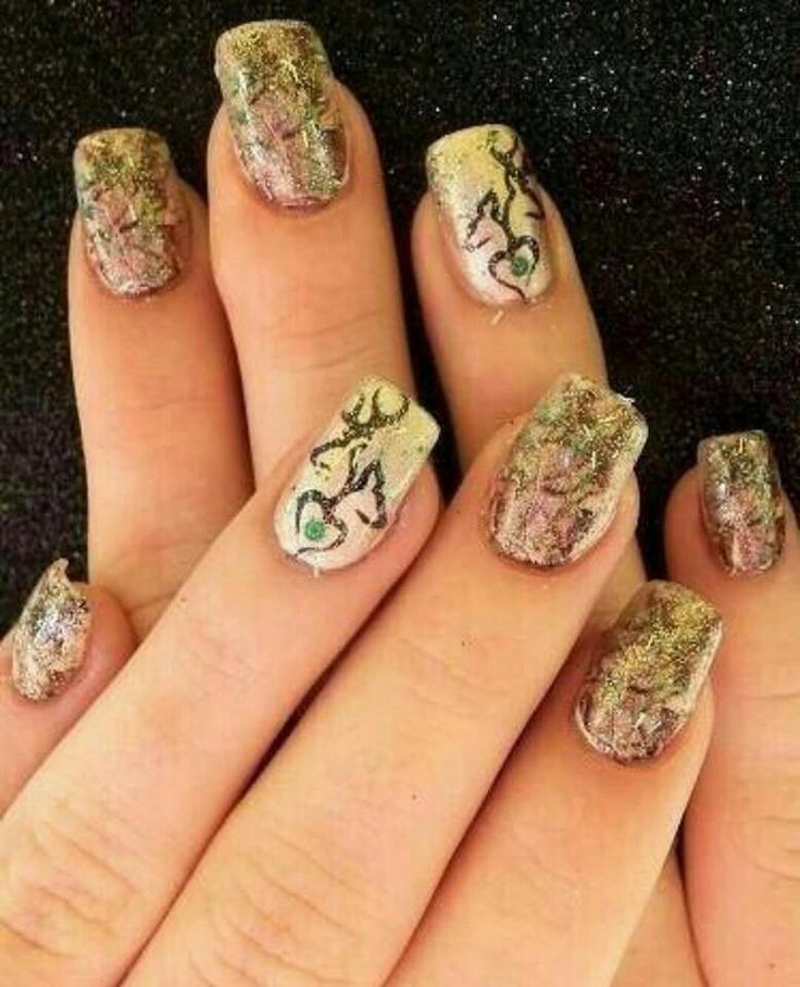 Country Girl Nail Art: Country Girl Glam! Love It