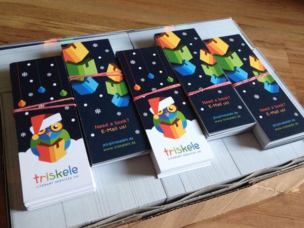 Triskele Literary Services Branding on Behance