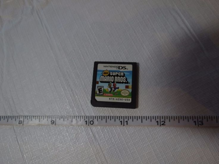 Super Mario Bros. brothers bros USA DS game ONLY NDS Nintendo Lite DSI XL 3DS #SuperMarioBros
