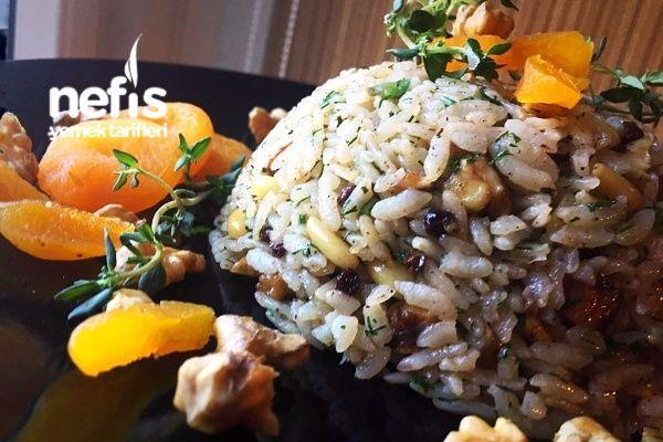 Osmanlı Mutfağı İç Pilav (Muhteşem)