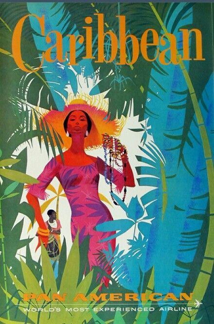 Caribbean ~ Pan American Airlines