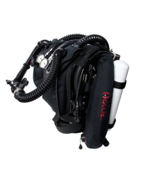 Hollis Prism 2 Tek Rebreather  This would taking diving to a whole new level.  Imagine being able to stay down longer while exploring a reef and not be limited to 45 minutes on an 80cf tank or the weight of multiple tanks. Or being able to explore a care without the fear of running out of air.