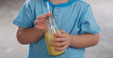 Breakfast smoothie – Recipe courtesy of Jalna