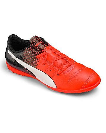 Puma evoPower Junior Football Boots The evoPOWER 4.3 Jr is an entry price football boot that follows closely the design language of the evoPOWER 1.3. The evoPOWER 4.3 Jr combines lightweight, comfort and longevity by using a soft yet hi http://www.MightGet.com/january-2017-13/puma-evopower-junior-football-boots.asp