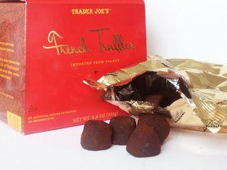 The Black Chocolate: Trader Joe's French Truffles