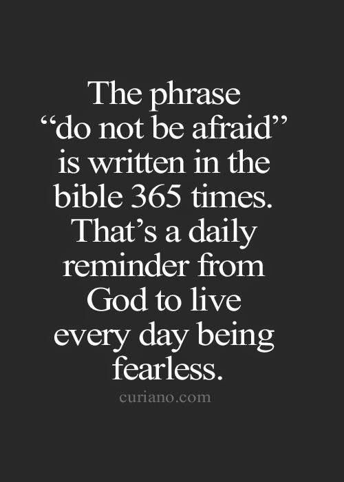Good reminder for the constant worrying and overthinking I do!