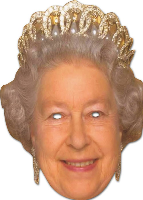 Party mask of the Queen - she's looking good!Parties Masks, Parties Windows, Parties Thrown, Handy Masks, The Queen, Jubilant Parties, Street Parties, Jubilee Parties, Face Masks