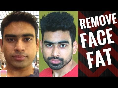 How to Reduce FACE FAT (Chubby Cheeks and Double Chin) - YouTube