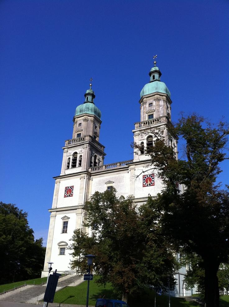 Basilika -  Kempten Allgäu