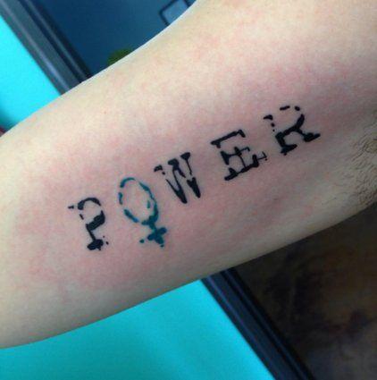 27 ideias de tatuagens feministas (FOTOS)