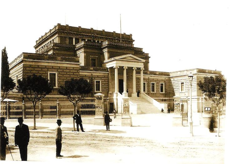 Old Parliament of #Greece #Athens Photo on hronologio.gr